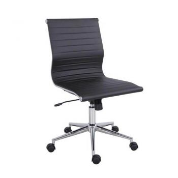 Van Mid-Back Office Conference Chair - Black