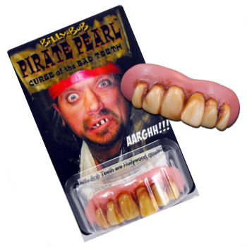 Billy Bob Teeth - Pirate Pearl