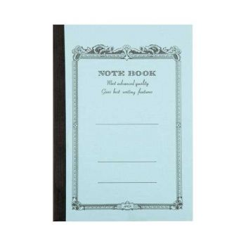 CD Notebook-A5 Lined Light Blue