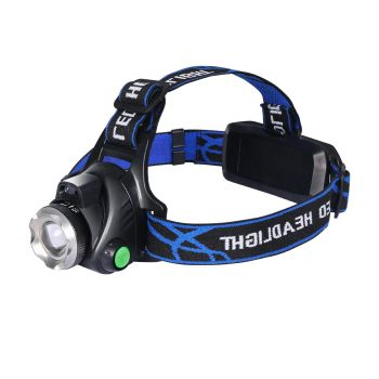 2x 500LM Rechargeable LED Headlamp Flashlight Torch CREE XML T6