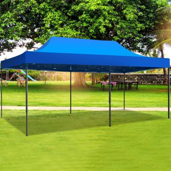 Mountview 3x6M Gazebo Outdoor Pop Up Tent Marquee Party Wedding Camping Canopy