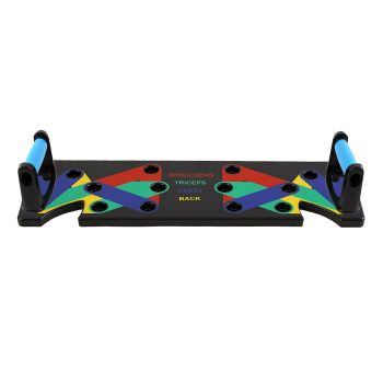 9 in 1 Push Up Fitness Yoga Board