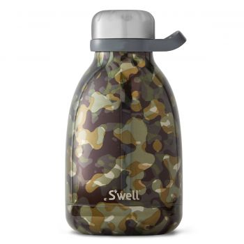 S'Well : Roamer Metallic Camo Collection - 1900ml Incognito