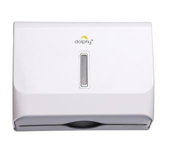 Dolphy Paper Towel Dispenser - White