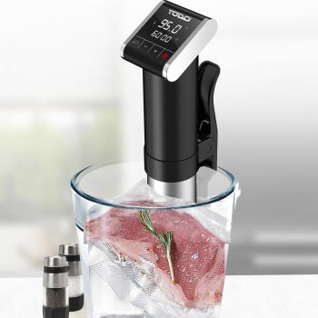TODO Sous Vide Cooker Precision Thermal Immersion Circulator Digital Timer 1000W