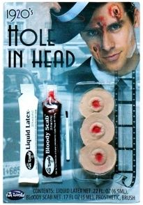 Victim Make Up FX Kits - Hole in Head