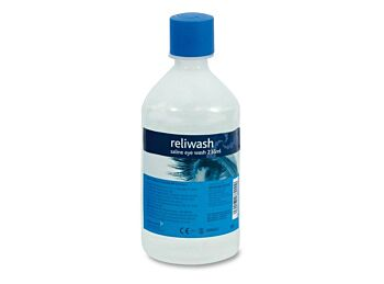 Eye Wash Solution 236ml Bottle 10x Pack
