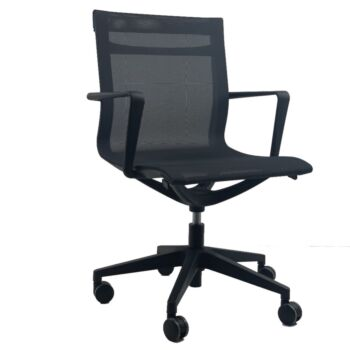 STIRLING Mesh with Arms Office Task Chair