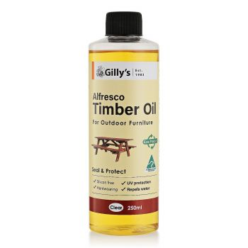 Alfresco Timber Oil Clear 250ml