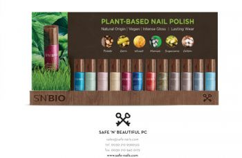 Snails S'N'BIO plant based nail polish kit