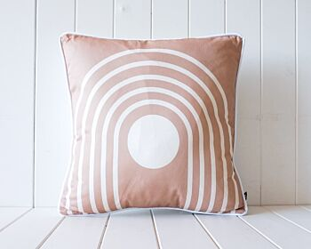 Indoor Cushion - Modern Rainbow - 45x45