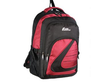 CAMEL MOUNTAIN BACKPACK RED