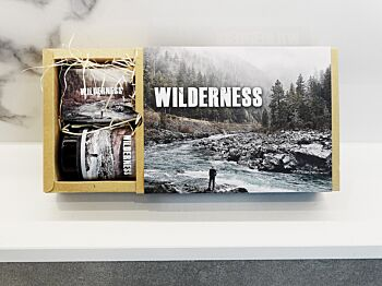 WILDERNESS Body Lotion & Shower Bar Gift Pack