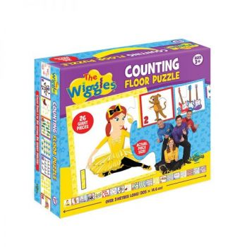 The Wiggle®s Counting Floor Puzzle
