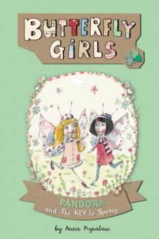 Books - WHB Books - Butterfly Girls, Pandora and the Key to Spring