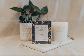 Calm Boxed Soy Candle