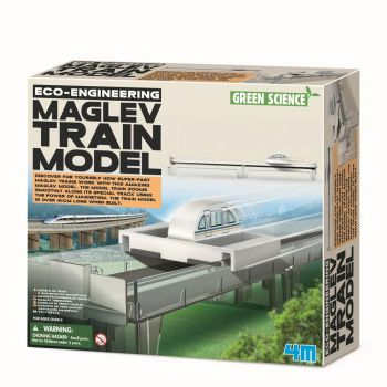 4M - Maglev Train Model