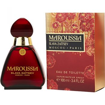 Maroussia by SLAVA ZAITSEV for Women (100ML) Eau de Toilette-BOTTLE