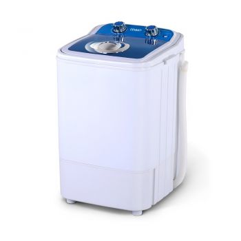 Devanti 4.6KG Mini Portable Washing Machine Outdoor Camping Caravan RV Spin Dry