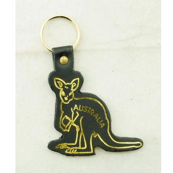 SKR03BL | Kangaroo Key Ring