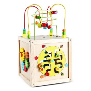 Classic World Multi-Activity Cube