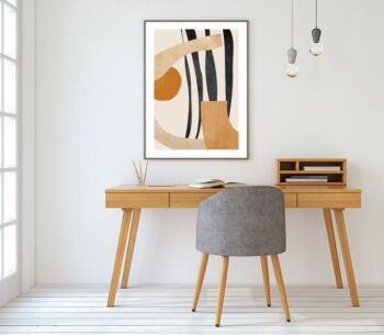 Abstract, Nature Nude Series, Style E Wall Art