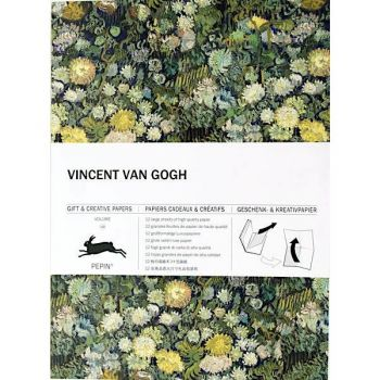 Gift and Creative Papers Book-Vincent Van Gogh
