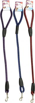 Dog Lead Multi Coloured 60cm