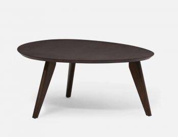 Kyoto Modern Oriental Coffee Table - Cappuccino