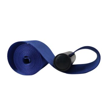 Dolphy Queue Barrier Strap - Blue