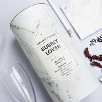 Bubbly Lover's Kit (Accessory and Tasting Kit).