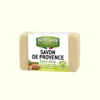 Savon De Provence Sweet Almond Bar Soap 100g