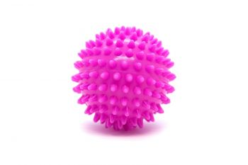 Mad Ally Massage Ball Colour; Pink