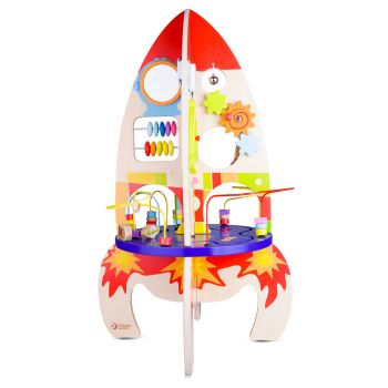 Classic World Multi-activity Rocket