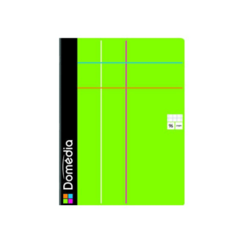 Domedia Notebook Seyes 24x32cm 96 pages (Grand Carreaux)