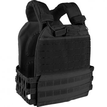 GND Weighted Tactical Vest - 4kg / Black