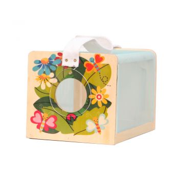 Inset Box--Butterfly