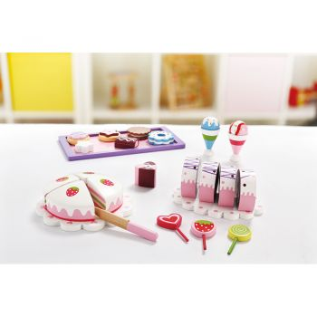 Cakes and Candies set