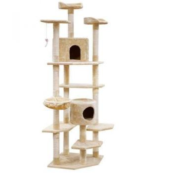 Giant Scratching Cat Tree