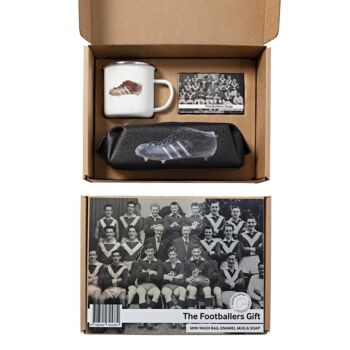 Footballers Gift Box