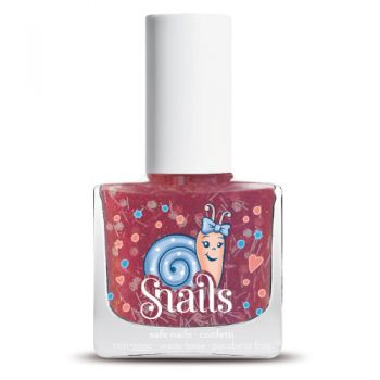 Snails Candy Cane washable nail polish