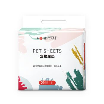 Honeycare Training Pads -25P - L