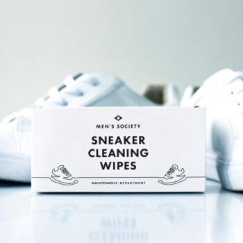Sneaker Wipes (Black and White Box)