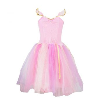 Magical moment fairy dress size 5/6-pink