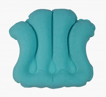 ObboMed Inflatable Bath Pillow -Terry Cloth