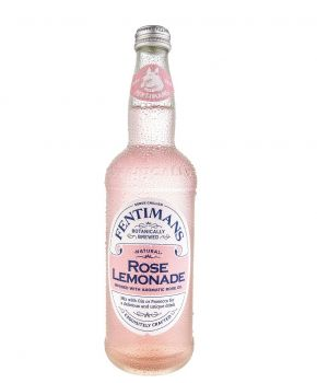 Fentimans Rose Lemonade, 8 x 500ml