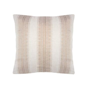 Frankland Square Cushion 45x45cm Bisque