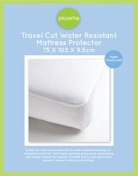 Terry Towelling Mattress Protector