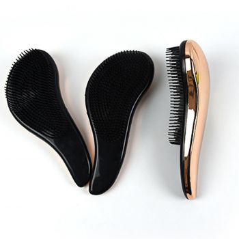 Rose Gold Detangle Hair Brush