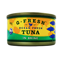 G-Fresh Tuna In Brine 95g